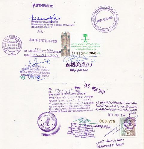 Indian Visa Uk >> Certificate Attestation service | Attestation from UAE